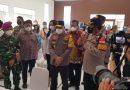 Kapolda Metro Jaya Kunjungi Giat Vaksin Masal Dosis 2 di KTJ Citra 3 Pegadungan Kalideres Jak-Bar
