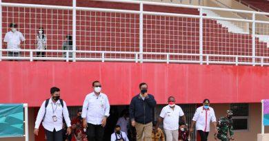 Mahfud MD: Kerjasama Masyarakat Akan Jadi Kunci Sukses PON Papua
