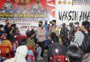 Sinergitas TNI-Polri, Alumni AKABRI 98 Nawahasta Gelar Vaksinasi dan Baksos di Seluruh Nusantara