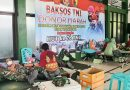 Sambut HUT Ke-76 TNI, Kodim 0813 Bojonegoro Gelar Baksos Donor Darah